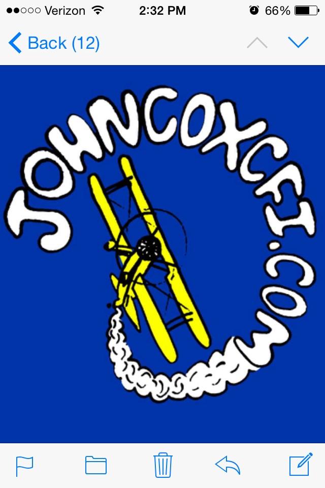 John Cox CFI Logo